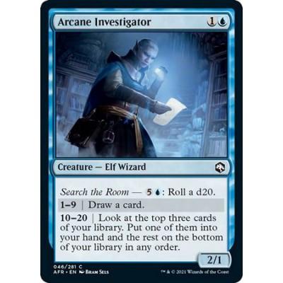 Arcane Investigator