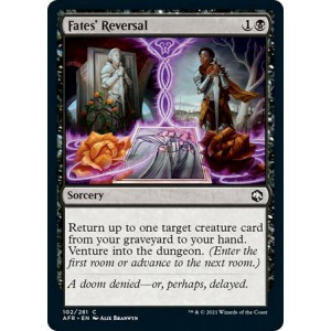 Fates' Reversal