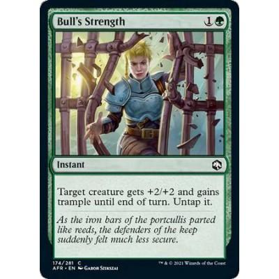 Bull's Strength