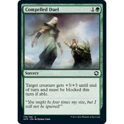 Compelled Duel