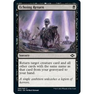 Echoing Return