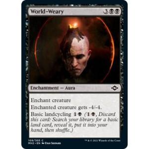 World-Weary