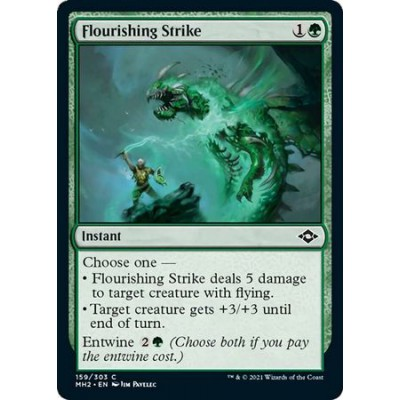 Flourishing Strike