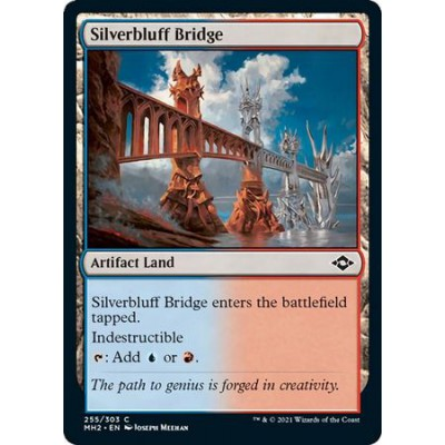 Silverbluff Bridge