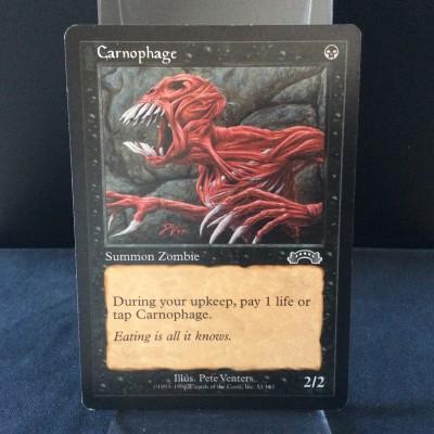 Carnophage