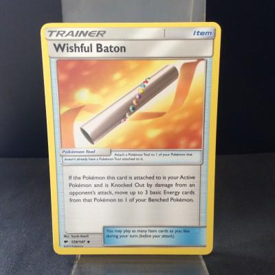Wishful Baton