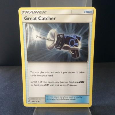 Great Catcher