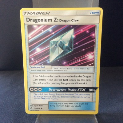 Dragonium Z: Dragon Claw