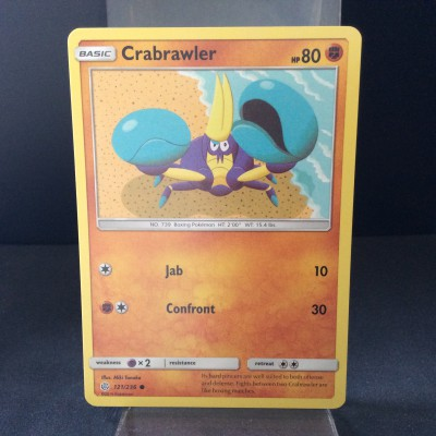 Crabrawler