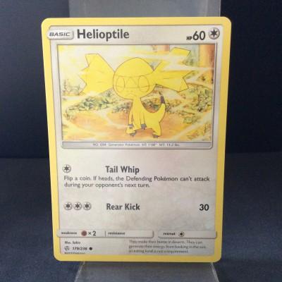 Helioptile