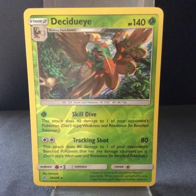 Decidueye