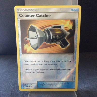 Counter Catcher