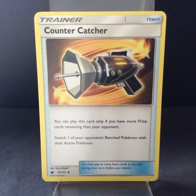 Counter Catcher