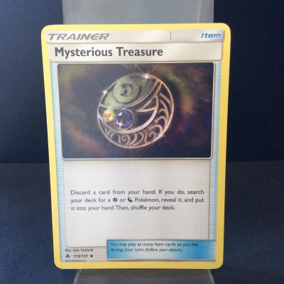 Mysterious Treasure