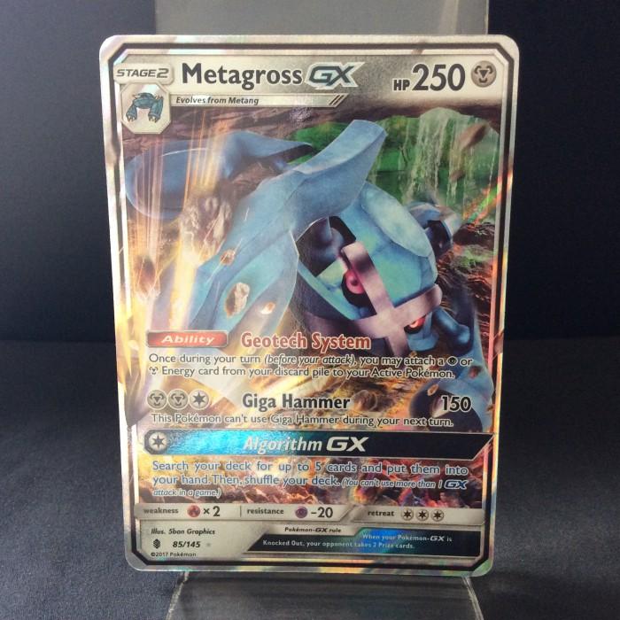 Metagross GX