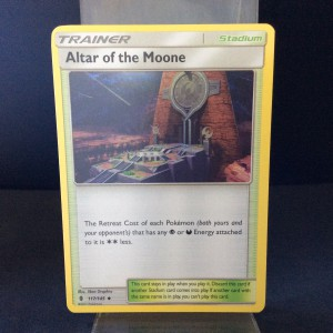 Altar of the Moone