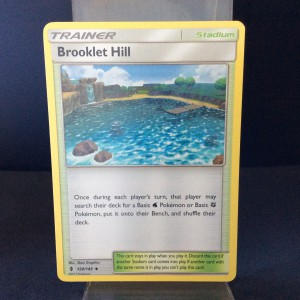 Brooklet Hill