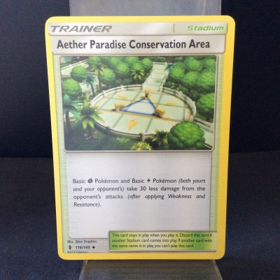 Aether Paradise Conservation Area