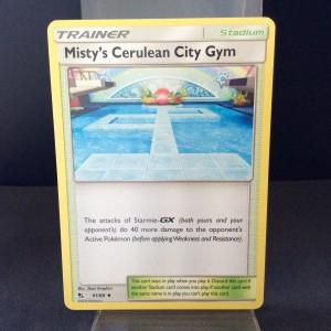 Misty's Cerulean City Gym