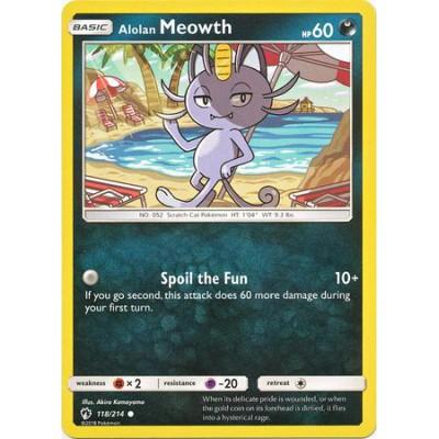 Alolan Meowth