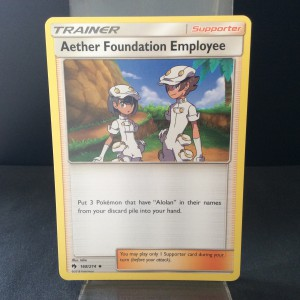Aether Foundation Employee