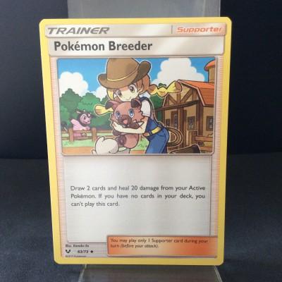 Pokemon Breeder