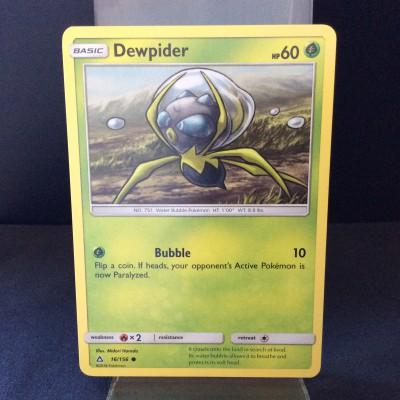 Dewpider