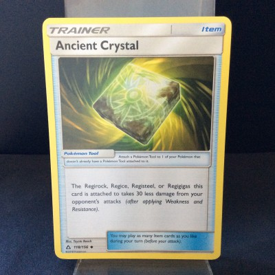 Ancient Crystal