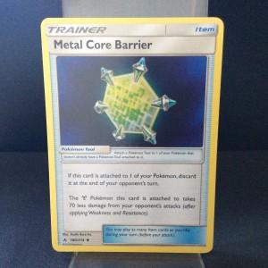 Metal Core Barrier