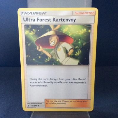 Ultra Forest Kartenvoy