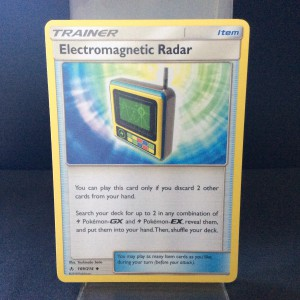 Electromagnetic Radar
