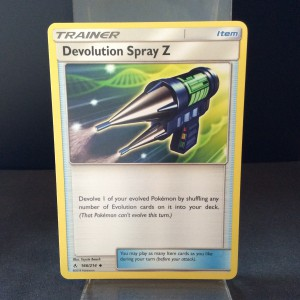 Devolution Spray Z
