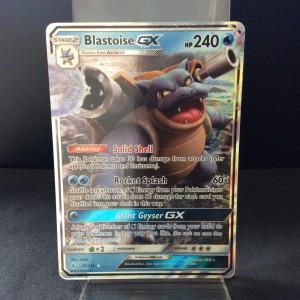 Blastoise GX