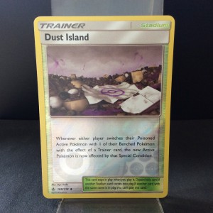 Dust Island