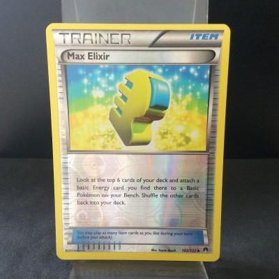 Max Elixir