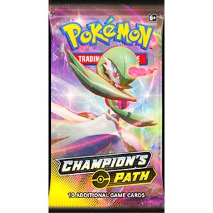 Pokemon Champions Path Boosterpack