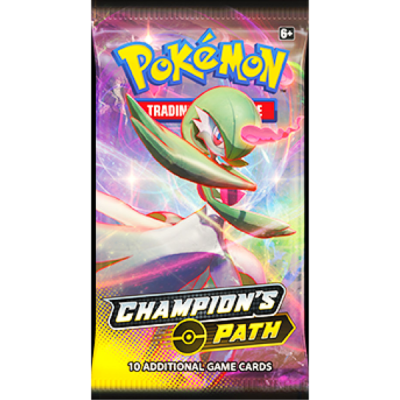 Pokemon Champions Path Boosterpack