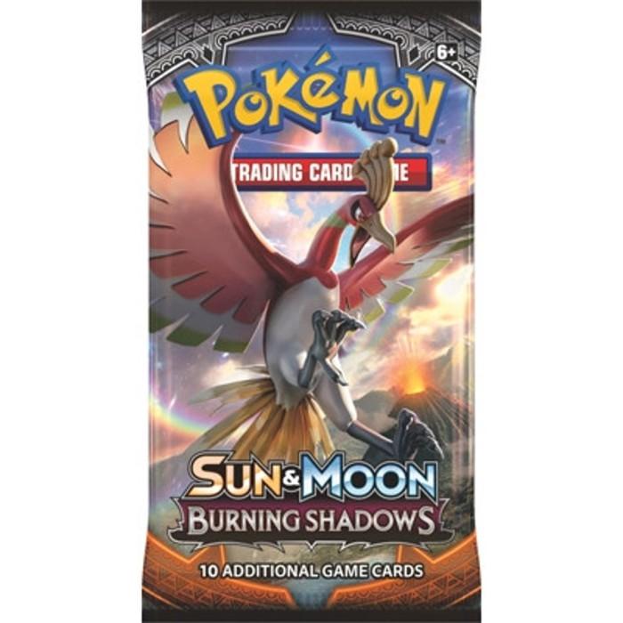 Pokemon Sun & Moon Burning Shadows Boosterpack