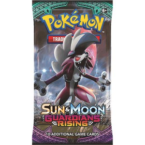 Pokemon Sun & Moon Guardians Rising Boosterpack