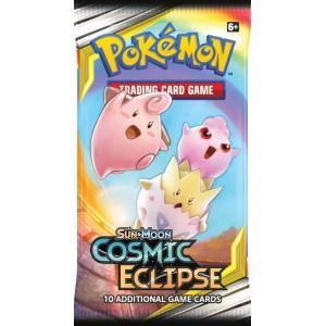 Pokemon Sun & Moon Cosmic Eclipse Boosterpack