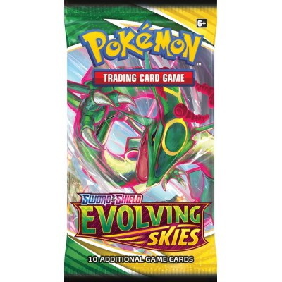 Pokemon Evolving Skies Boosterpack