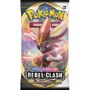 Pokemon Sword & Shield Rebel Clash Boosterpack