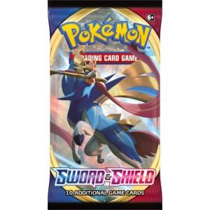 Pokemon Sword & Shield Boosterpack