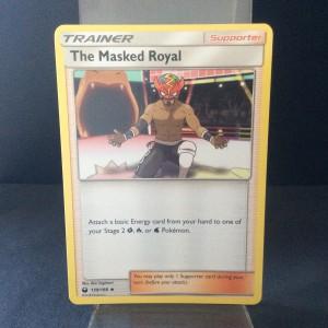 The Masked Royal
