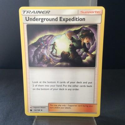 Underground Expedition