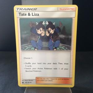 Tate & Liza