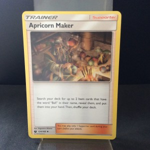 Apricorn Maker