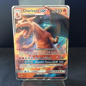 Charizard GX