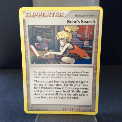 Bebe's Search