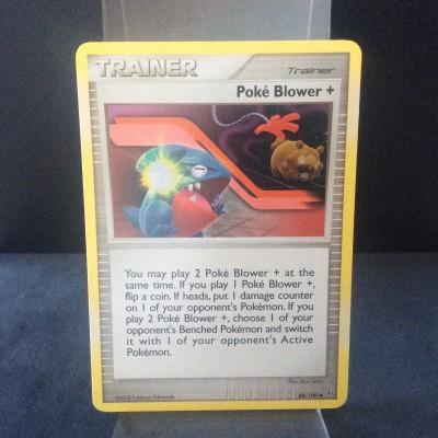 Poke Blower +